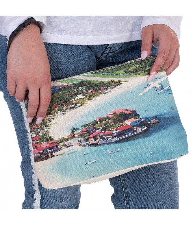 Pochette photo Saint-Barth...